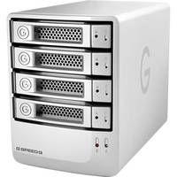 G-Technology 12TB G-SPEED Q External Hard Drive Array - http://jcopho.to/bh12tbgspeed