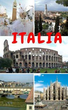 Veja aqui o que fazer nos principais pontos turísticos da Itália: Roma, Veneza, Florença, Milão e Verona.
