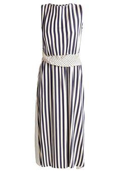 Marella MANTIDE Cocktailkleid / festliches Kleid blue Premium bei Zalando.de | Material Oberstoff: 67% Viskose, 33% Baumwolle | Premium jetzt versandkostenfrei bei Zalando.de bestellen!