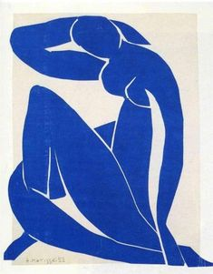picasso Henri Matisse – Blue Nude – Keep up with the times. Henri Matisse, Matisse Art, Matisse Paintings, Picasso Paintings, Matisse Pinturas, Guache, Oil Painting Reproductions, Vincent Van Gogh, Modern Art