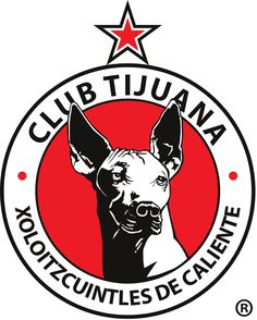 The Legend Behind the Badge: Xolos de Tijuana Mexican Soccer League, Chivas Wallpaper, Club Tijuana, Hd Logo, Soccer Logo, Soccer Jerseys, Soccer Poster, Football Mexicano, Celtic Fc