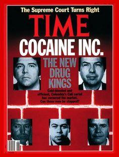 A propósito de Chucky en la portada de Time (http://ti.me/IaxhMa), esta fue la del 1 de julio de 1991, con el cartel de Cali en pleno. Photocredit: TIME Magazine.