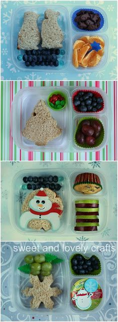 Winter lunches ideas! | packed in @EasyLunchboxes