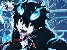 black exorcist anime