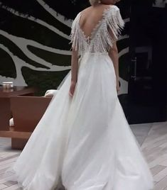 3d boho ivory wedding dress bohemian sleeves lace train | Etsy Boho Wedding Dress Bohemian, Elegant Wedding Dress, Ivory Wedding, Perfect Wedding Dress, Elegant Dresses, Boho Dress, Wedding Gowns, Lace Dress, Fashion Group