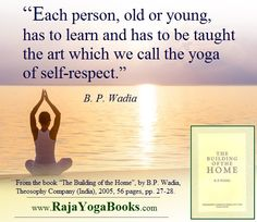 """See more about the book """"The Building of the Home"""" at: http://www.rajayogabooks.com/produ…/the-building-of-the-home"""
