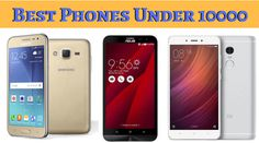 Checkout the Best Smartphones under Rs.10000!!    https://trickideas.com/best-smartphone-under-10000/    #Smartphones #Mobile #Phone #10000