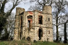 Ruins of 18th century castle bought for £56,000