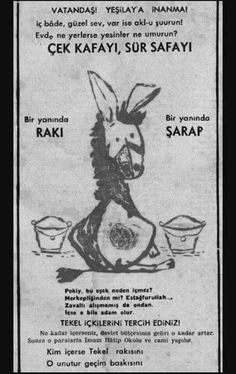 Zübük Newspaper proudly presents advertising service! Don& believe in the Green Moon, get the hell out of here! Advertising History, Old Advertisements, Advertising Services, History Memes, History Photos, Old Pictures, Old Photos, Old Poster, Istanbul