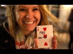 Signed Card Thru Glass - Stuart Edge Style - http://www.viralvideopalace.com/stuartedge/signed-card-thru-glass-stuart-edge-style/