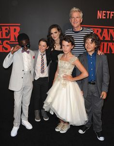 Jul 11 | 'Stranger Things' Premiere - WF-strangerthingspremiere 002 - Winona Forever Photo Gallery