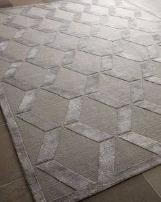 """Charlie"" Rug by Exquisite Rugs #Horchow"