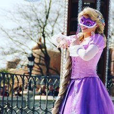 Rapunzel - The Starlit Princess Waltz - Disneyland Paris 25th Anniversary