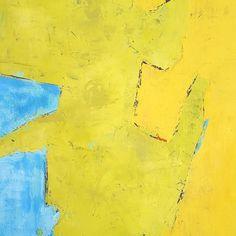 """0 Likes, 1 Comments - Kari Bell (@karibellart) on Instagram: """"McGilligan's Point. #williamsburgoils #karibell #cityofdenver #landscape #abstractart…"""""""