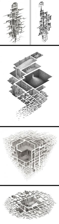 Mathew Borrett  Labyrinthe