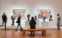 The renovated Picasso Museum in Paris