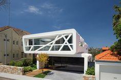 Hewlett Street House In Bronte, Australia Designed by MPR Design 1