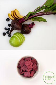 Beet Fruit Crisps #Snackies