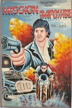 Awesome Robo!: 70 Bootleg Movie Posters
