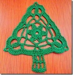 Kerstboom applicatie 2 haken