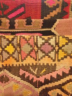 Kilim Pillow Covers - Linden and Lee