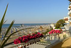 a morning clear panorama from Hotel Telenia