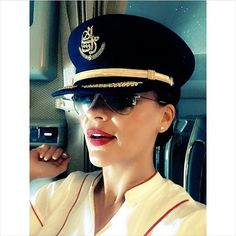 Emirates new beautiful Angel flight attendant #1196 @sandradebono #AngelsAirways #aviation #flightattendant #FlightAttendantLife #aircrew #airhostess #stewardess #gorgeous #selfie #smile #hot #beauty #woman #airline #crewfie #airline #wow by angelsairways