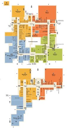 Kennedy Mall shopping plan | Mall maps | Pinterest | Mall, Shopping ...