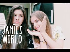 My Sister is SO Annoying | Jamie's World | love the 2 minute mark....watch from just before two minute for the funniest part!!! I had to keep watching it over and over and over!!!