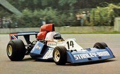 : Monza 1975 : BRM P201 BOB EVENS