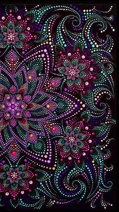Fun Arst and crafts DIY - - Arst and crafts Christmas For Kids - Arst and crafts Windows - Arst and crafts Style Design Dot Art Painting, Mandala Painting, Stone Painting, Art Art, Mandala Art Lesson, Mandala Drawing, Abstract Art, Mandala Design, Mandala Pattern