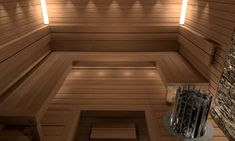helo sauna - Google-haku Saunas, Relax, Stairs, Cottage, Google, House, Ideas, Home Decor, Woods