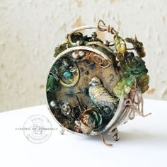 Prima Altered Clock by Anna dabrowska by tammie