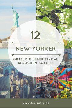 Du planst eine Reise nach New York City? Wenn es dein erster Urlaub im Big Apple ist, gibt es unbegingt ein paar Orte, die du dir als erstes ansehen solltest. In meinen Reise Tipps zeige ich dir, welche das sind!