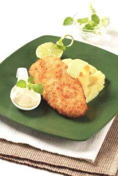 Baked Scottish Haddock with Mashed Potatoes