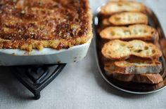 Looks yum. Roasted Fennel & White Bean Dip recipe from Food52