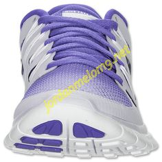 Breathe Nike Free 5.0 Womens Review Running Shoe Violet Force White Purple 580601 515