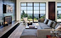 sala de tv com lareira - Cerca con Google