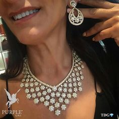 Check this elegant and magnificent VanCleef Snowflake necklace and earrings via @the_diamonds_girl #purplebyanki #diamonds #luxury #loveit #jewelry #jewelrygram #jewelrydesigner #love #jewelrydesign #finejewelry #luxurylifestyle #instagood #follow #instadaily #lovely #me #beautiful #loveofmylife #dubai #dubaifashion #dubailife #mydubai #Necklace #Earrings #Snowflakes