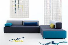 Modular sofa systems   Seating   Ponton   Leolux   Jürgen. Check it out on Architonic