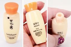 Sulwhasoo Skincare Basic Kit|Balancing Emulsion (full size $60 for 125 ml)