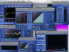 My Logic Pro Mastering Plugs by sonicdeviant, via Flickr
