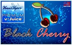 A delicious blend of black cherry fruit. Our V-juice is 100% made in USA.