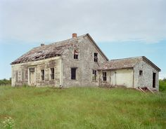 Abandoned House; Digby Neck, Nova Scotia, by Mark Marchesi - 20x200 (from $24)