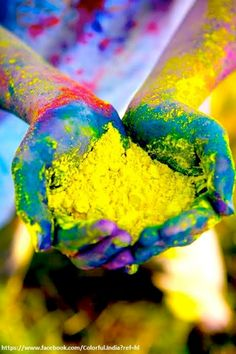 Holi Celebations 2014, Enjoy the colorful festival of HOLI . The vibrant colors sets the beautiful environment. -- Experience with us http://www.jivitesh.com/jivitesh-vision.html