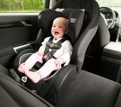 The Elite 80 Air +™ 3-in-1 Car Seat\'s color-coded belt paths make it ...