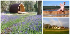 Choose from 20 extraordinary UK escapes for two people. Spend one or two nights in a luxury camping pod, a lodge in the Scottish Highlands or a gorgeous country cottage Camping Pod, Discount Vouchers, Luxury Camping, Two People, Scottish Highlands, Cottage, Peace, Country, Breakfast