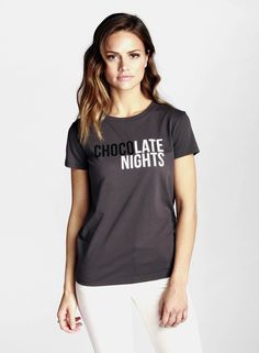 CHOCOLATE NIGHTS — T-Shirt