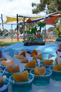 Gurias de Ideias: Barco de gelatina - era pra estar em comidas , mas não consegui :~~