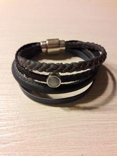 leer armband